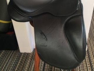 Passier Dressage Optimum 11 Saddle 17