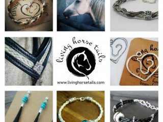 Exquisite Handmade Horsehair Bracelets, Earrings, Keepsakes, Jewellery and gifts for the horse and pony lover in anyone.