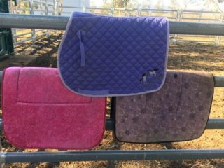 GIRLS SADDLE CLOTH