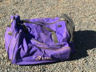 LARGE BATES BAG