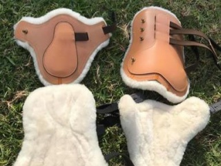 Wagners Jumping boots - Brand New