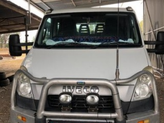 2013 50c17 Iveco Dailey Duel cab Truck