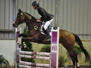 Bold and Honest Young Eventer