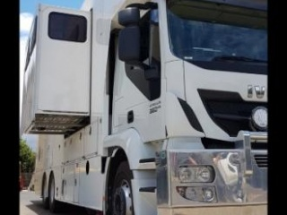 Luxury 5 Horse Truck for sale