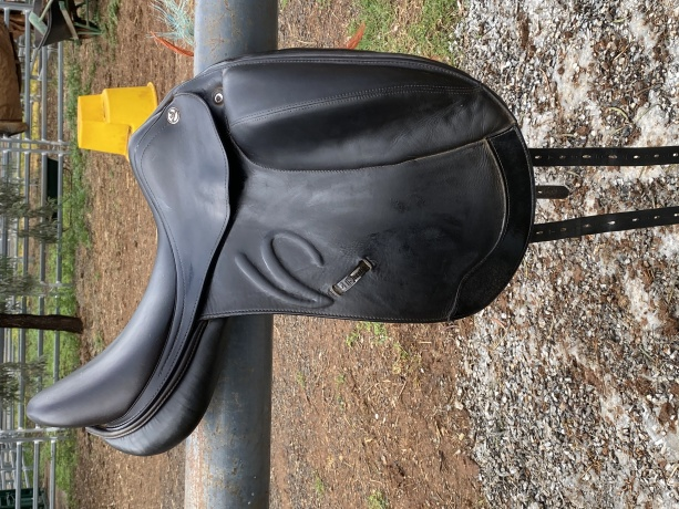 Prestige Verona Monoflap Dressage Saddle