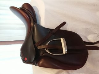 Zaldi Dressage Saddle