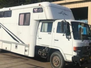 4 Horse Truck Only 151k 6seats Great Condition