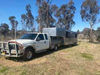 Immaculate Towing Package